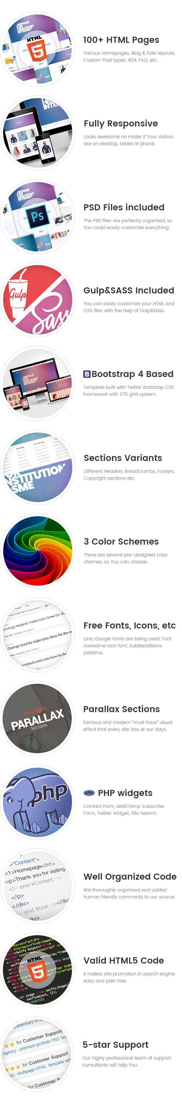 MaxiCom - Internet Provider HTML Template
