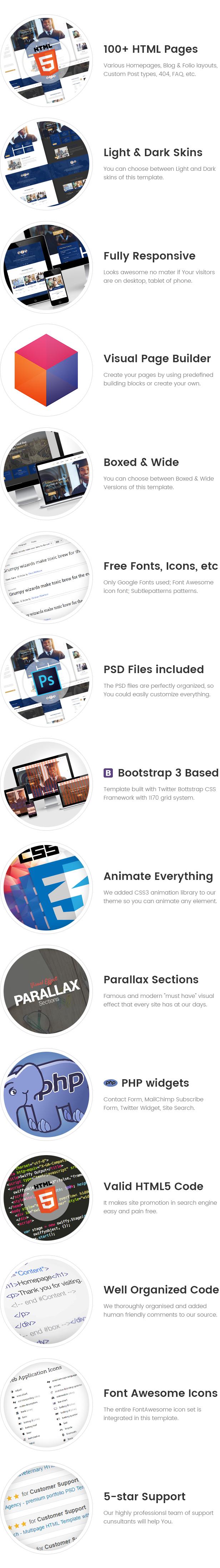 StarFord - University/Educational Establishment HTML Template