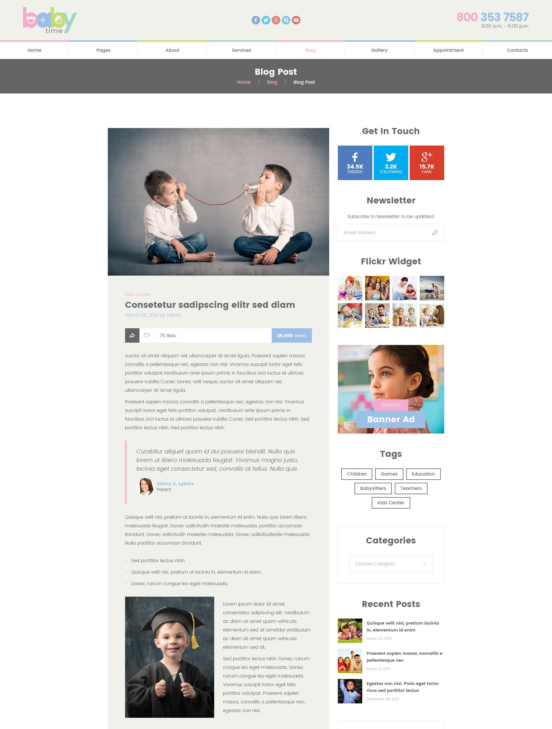 babytime babysitter nurse and preschool education wordpress babytime babysitter nurse and preschool education wordpress theme