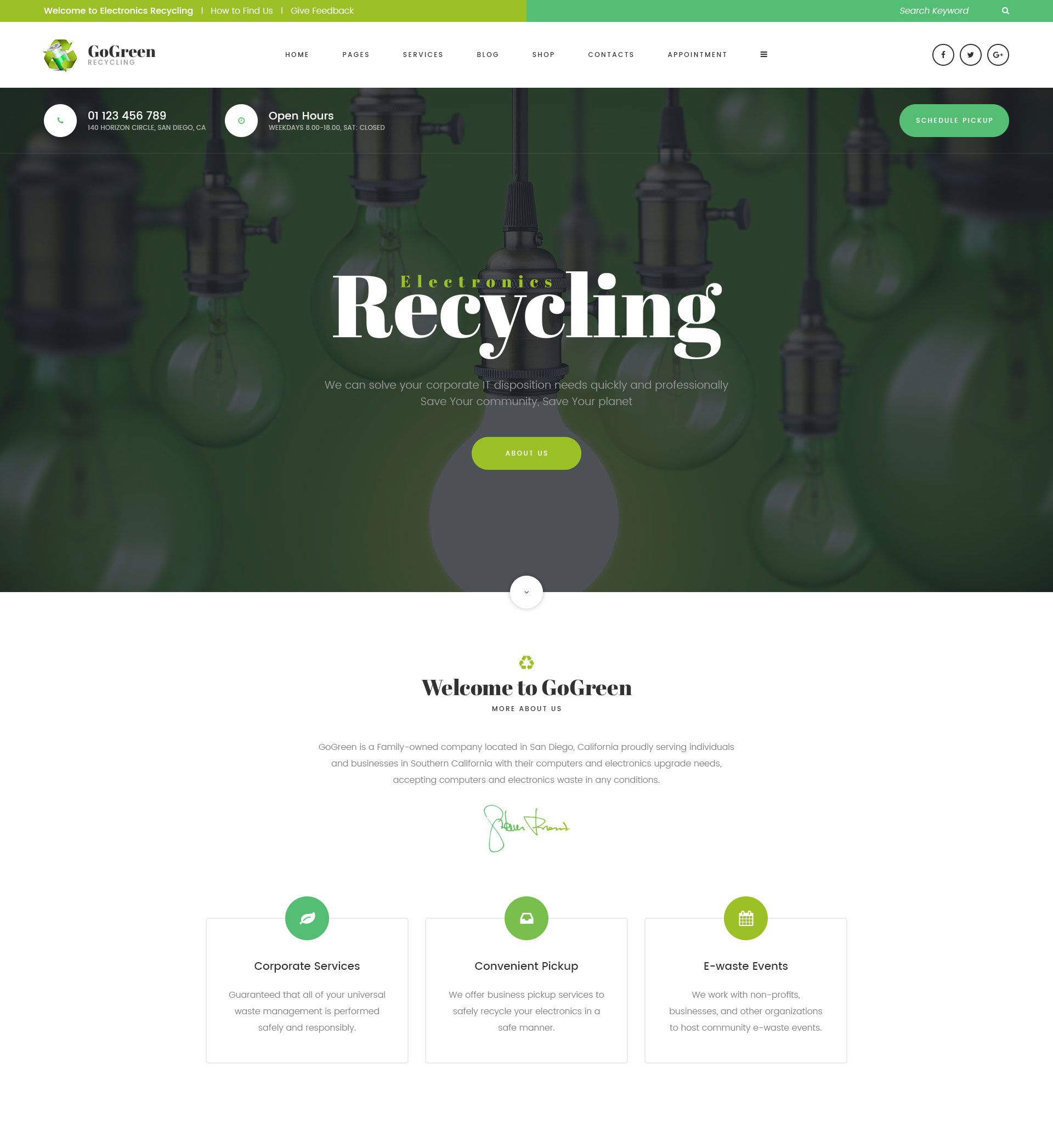 Event management html template images professional for Greatpapers com templates