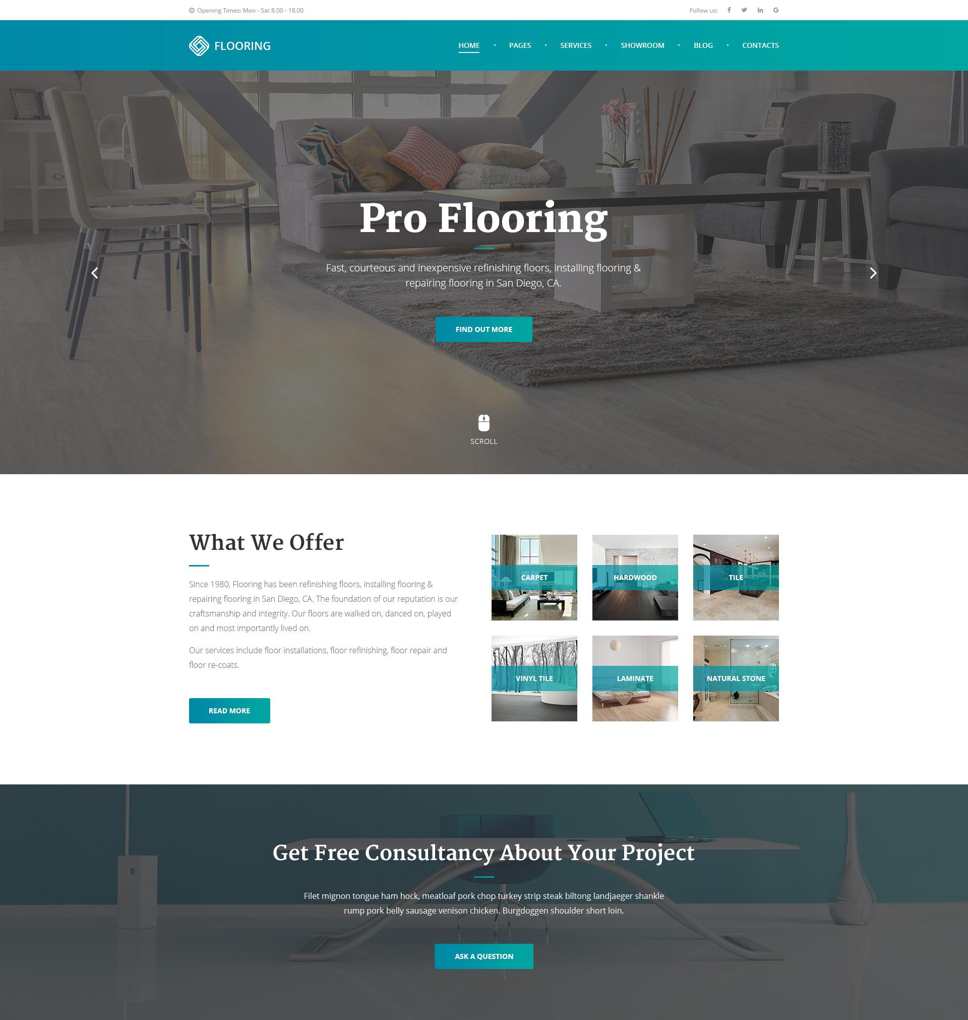Generous Home Builder Website Templates Pictures Inspiration ...